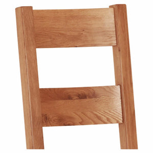 Otago Large Chair - Wooden Seat