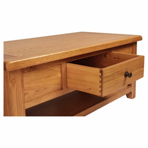 Otago Coffee Table 1 Drawer