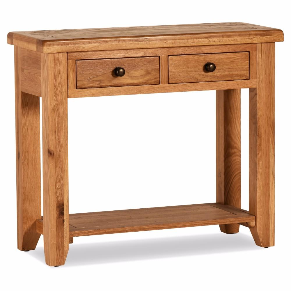 Otago 2 Drawer Console Table