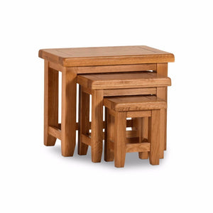 Otago Nest of 3 Tables