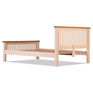 Julia Slatted 5ft Bed