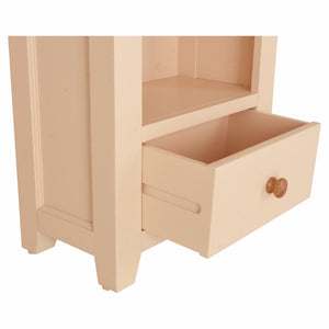 Julia Tall Bookcase 1 Drawer