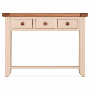Julia Console Table 3 Drawers