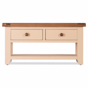 Julia 2 Drawer Coffee Table