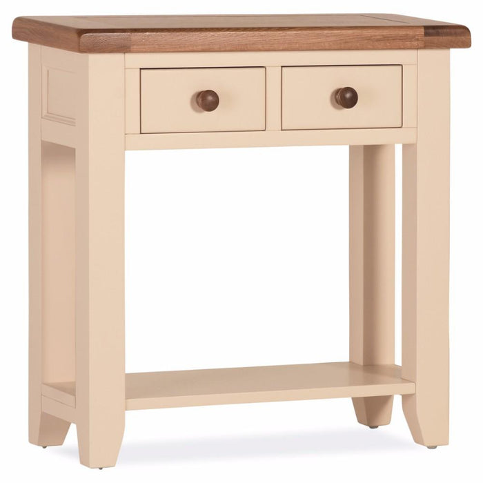 Julia 2 Drawer Console Table