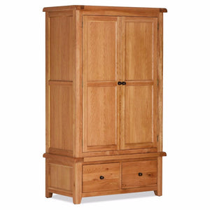 Otago Double Wardrobe With Drawers