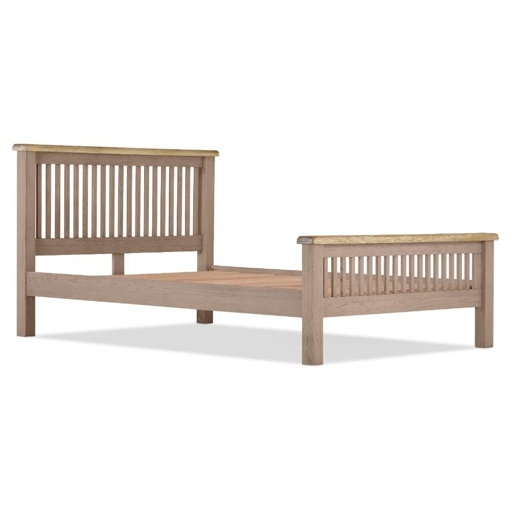 Sunhill 4ft 6 Slatted Bed