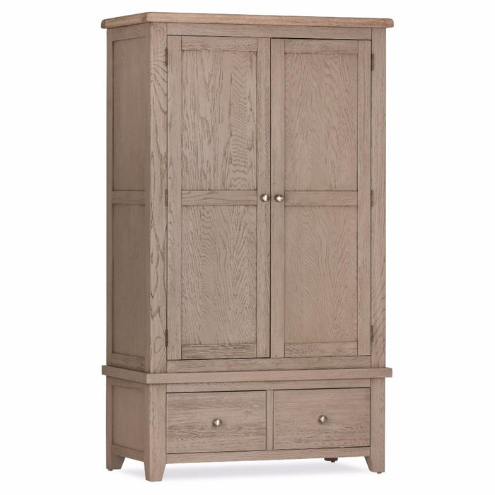 Sunhill Double Wardrobe With Drawers