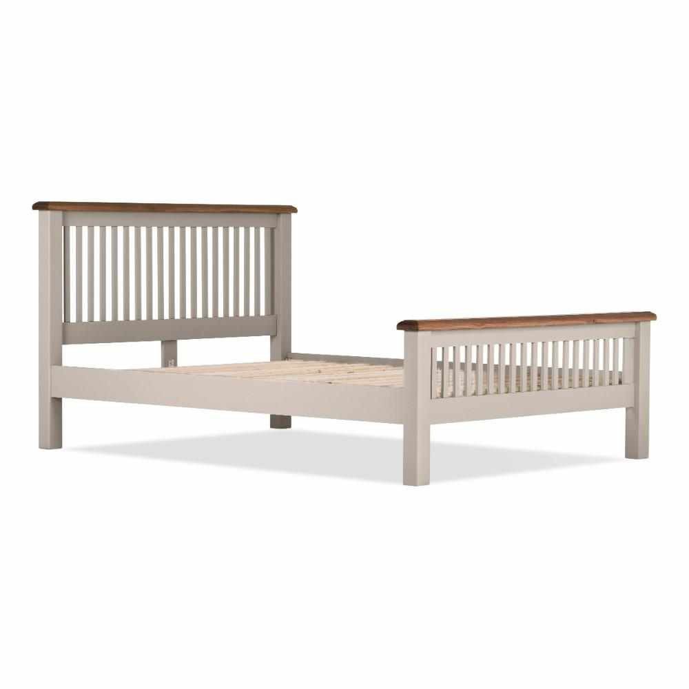 Ventry 4ft 6 Slatted Bed