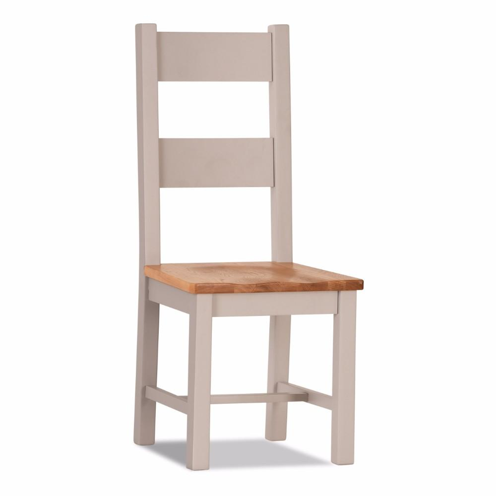 Ventry Dining Chair Wooden seat