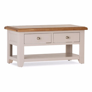 Ventry Coffee Table 2 Drawers