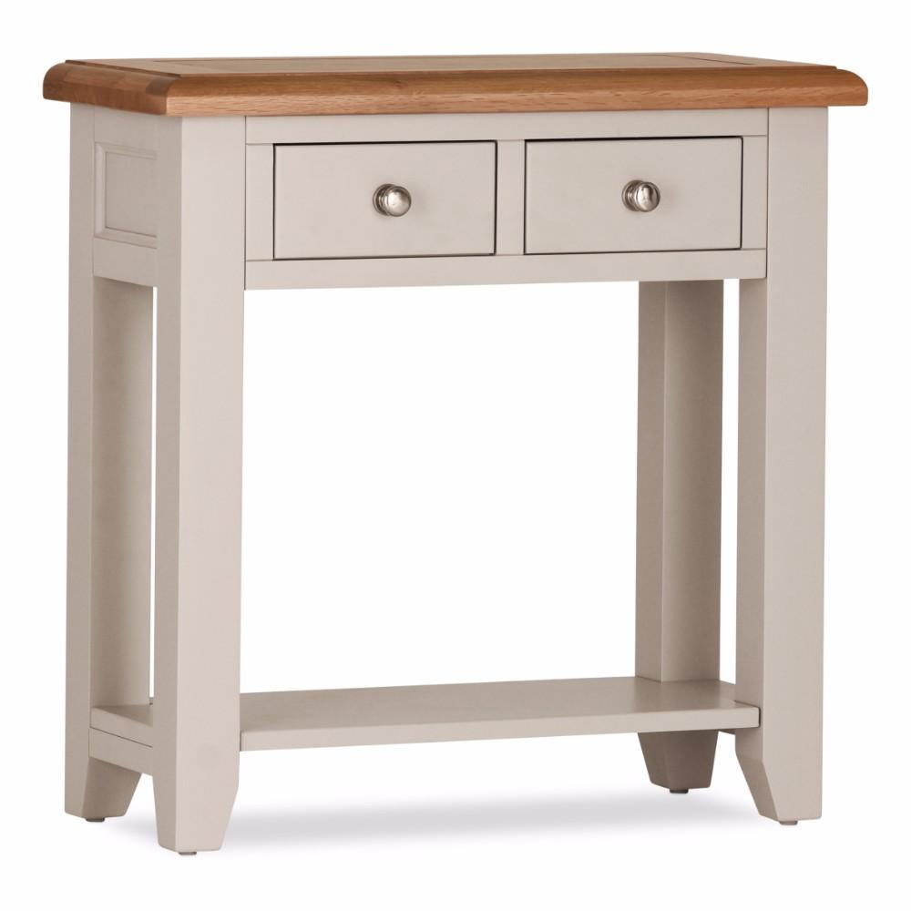 Ventry Console Table 2 Drawers