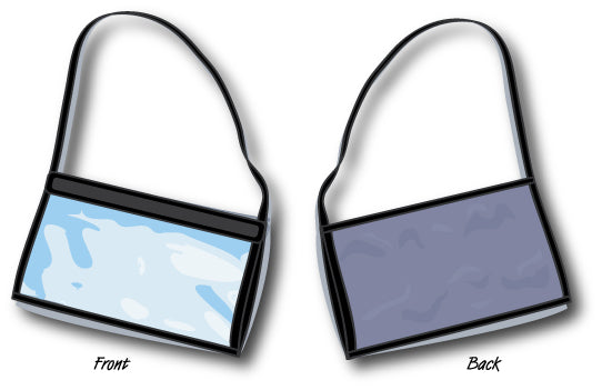 Tag Bag Plate Holders