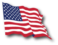 United States Indoor Flag Nylon Material