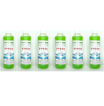 Evocagroup GREENIE Entkalker 6x 750 ml - KAFFEEPAUSE