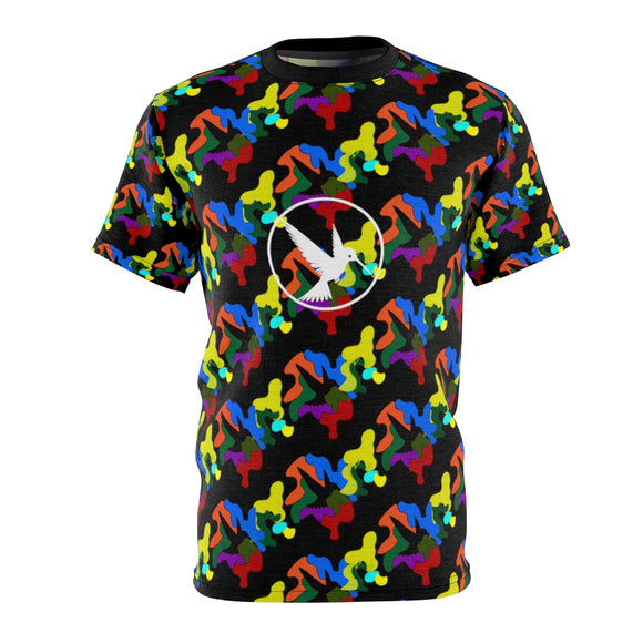 CaliVibes CaliColor T-shirt Unisex