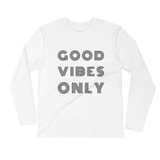 CaliVibes GVO Long Sleeve Fitted Crew