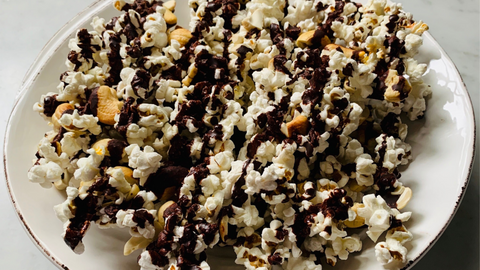BLISSCORN - Adaptogenic Chocolate Popcorn