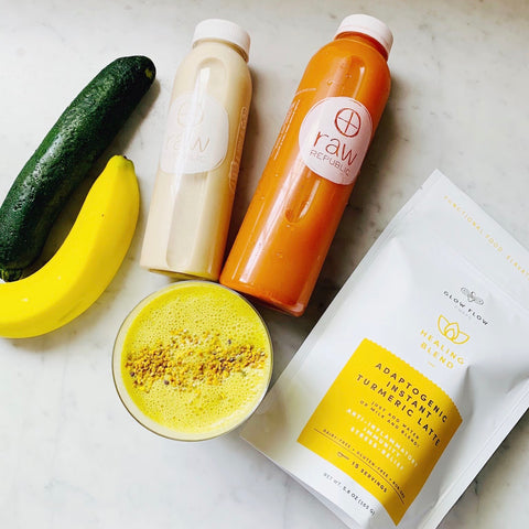 Golden Immunity Smoothie