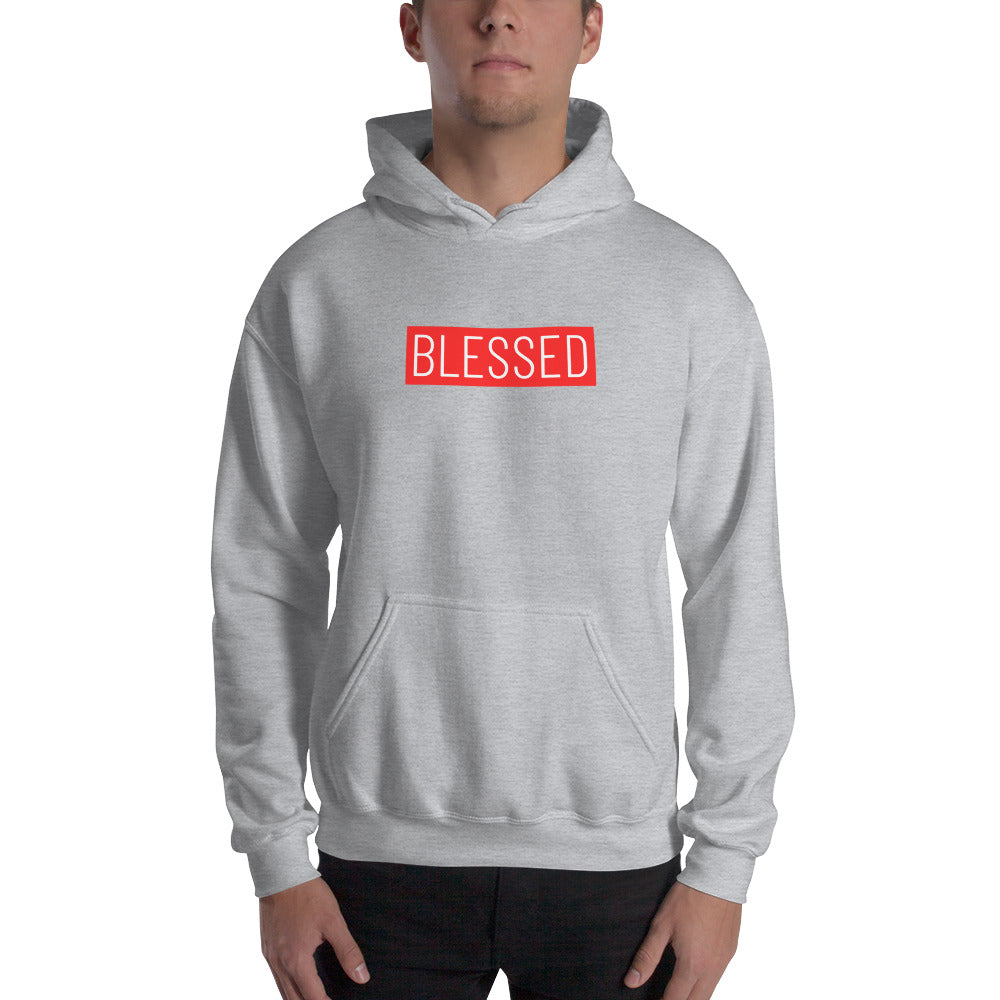Blessed Men's Hooded Sweatshirt