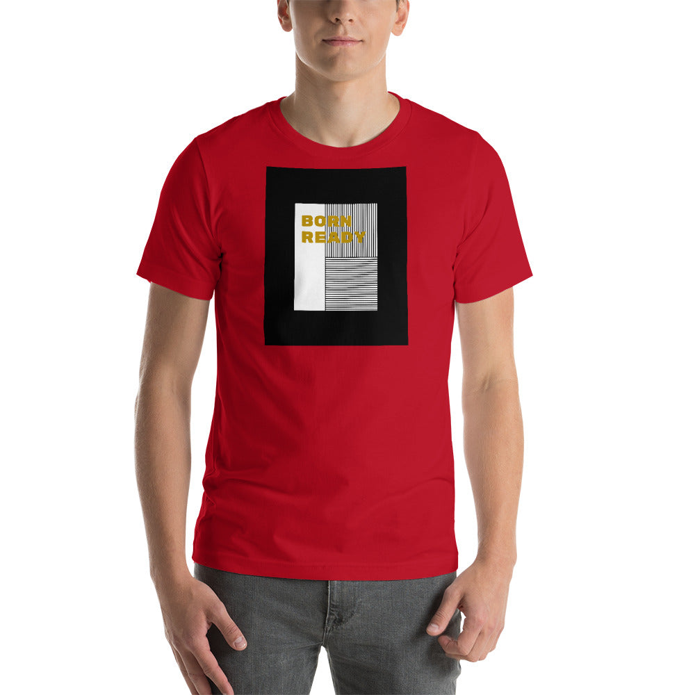 Born Ready Men's Premium T-Shirt