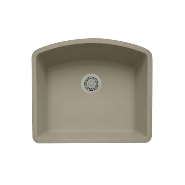 "24 X 20-13/16"" Single Bowl Undermount"