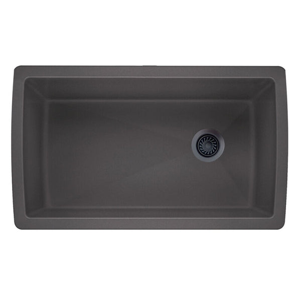 "33-1/2 X 18-1/2"" Single Bowl Undermount"