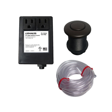 Allied Air Switch Double Outlet Direct Plug In
