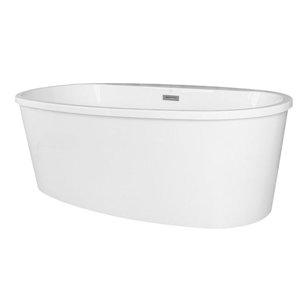 Azibo Gloss Finish Freestanding Tub