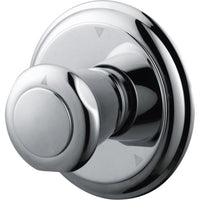 3-Way Knob Handle Diverter Trim