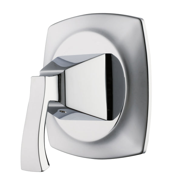 Velero 3-Way Lever Handle Diverter Trim