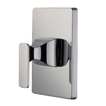 Modern 3-Way Lever Handle Diverter Trim