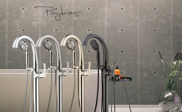 Poydras Free Standing Tub Filler Trim Only