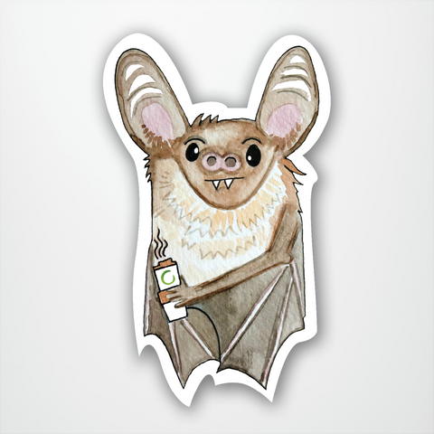 Nocturnal Coffee Bat