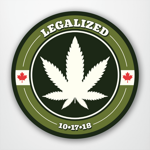 Canadian Legalization