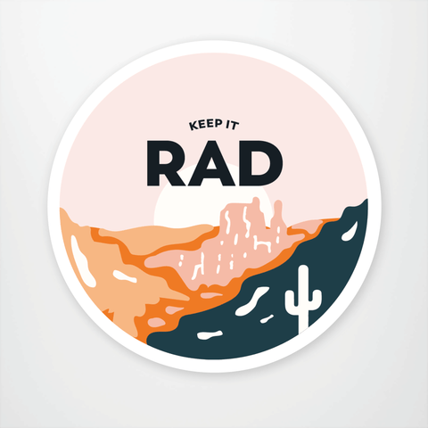 Keep it Rad