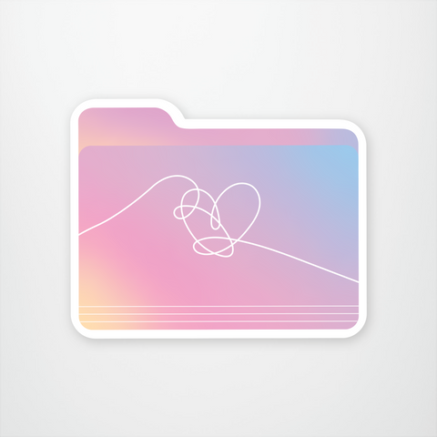 Love Yourself - BTS Album Art
