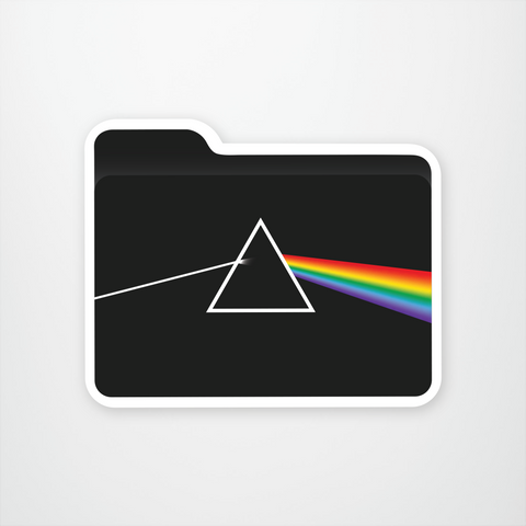 The Dark Side Of The Moon - Album Art