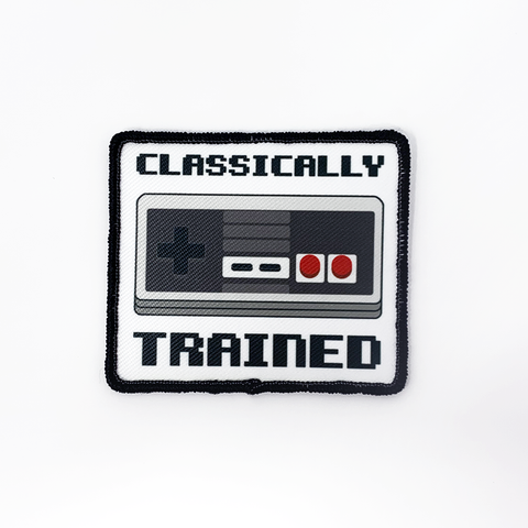 Patch - Classically Trained