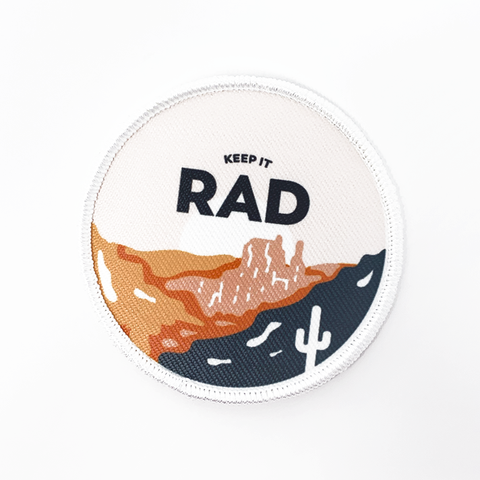 Patch - Keep It Rad