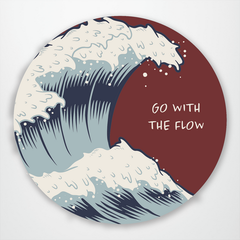 Go With the Flow Wave