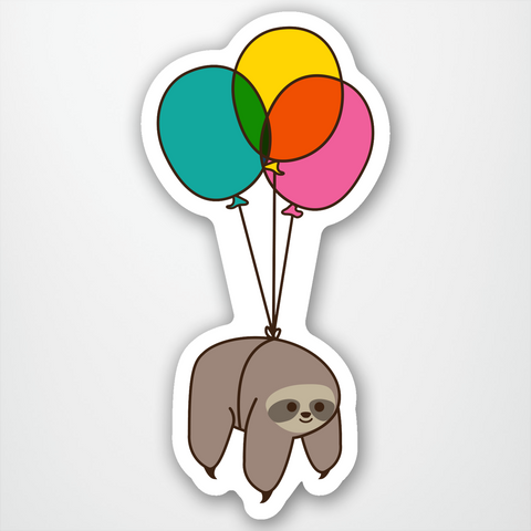 Balloon Sloth