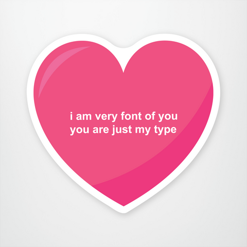 i am very font of you