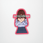 Introverted Shy Girl