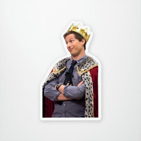 Jake Peralta King (Brooklyn 99)