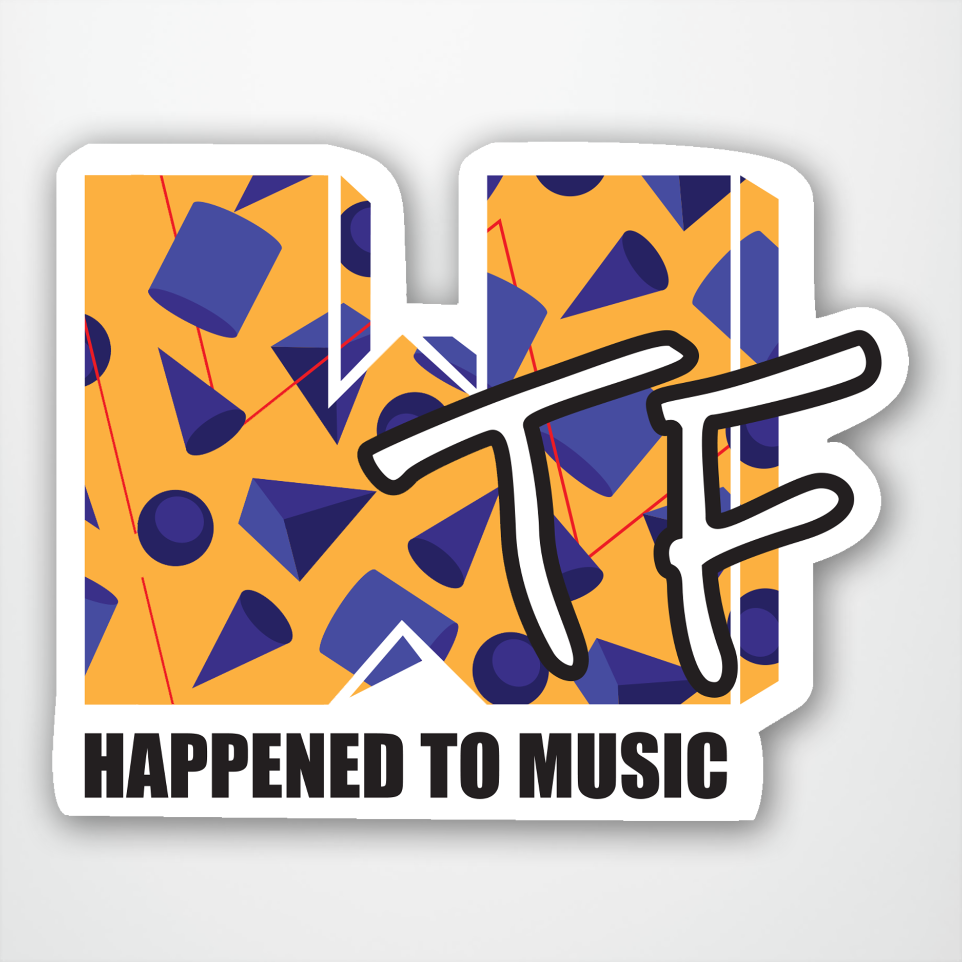 WTF Happened to Music image
