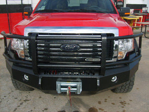Chevy IRON CROSS HD Front Bumpers