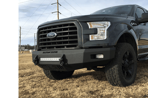 Dodge IRON CROSS Low Profile Front Bumper