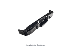 Nissan IRON CROSS HD Rear Bumper