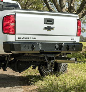 Toyota IRON CROSS HD Rear Bumper